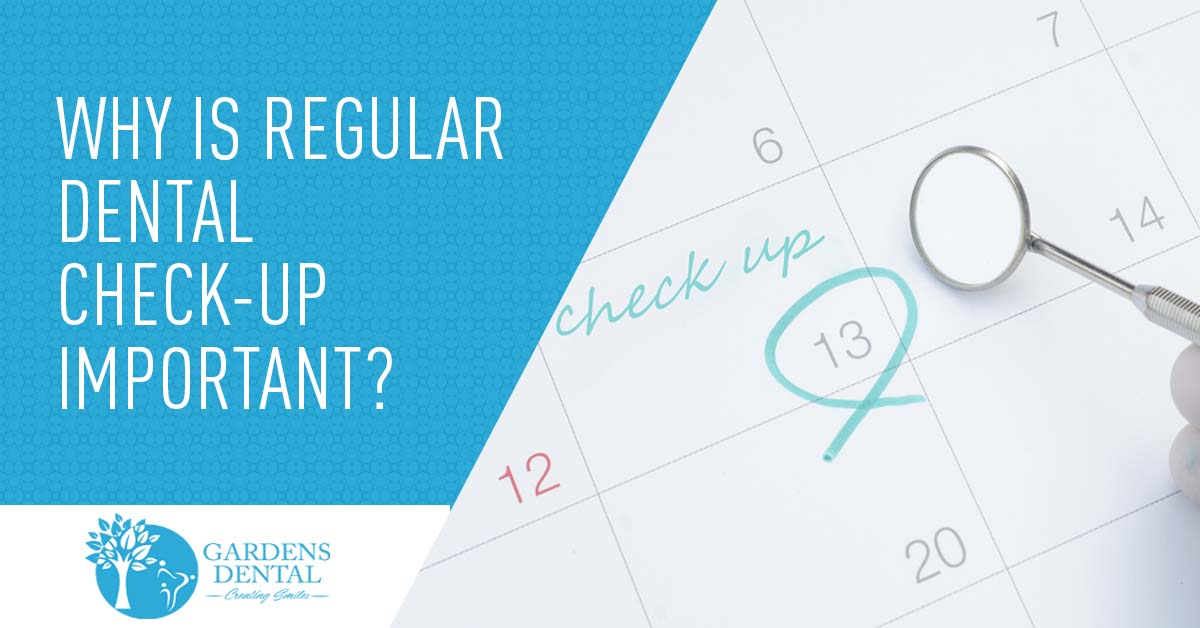 Why Is Regular Dental Check-Up Important